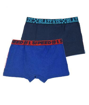 ... Μπλε Αγοριών 2 Blaze μποξεράκια 17582718019